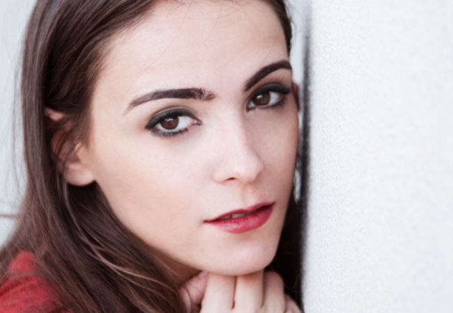"""Miriam Fernández nos adelanta su single """"Algo inevitable"""" ."""