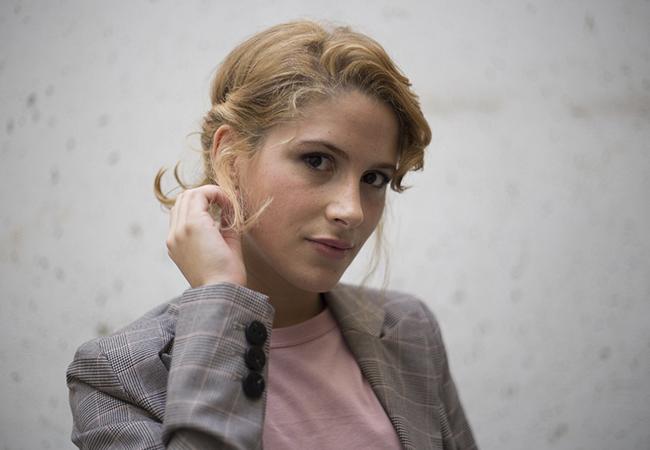 """Laura Calero estrena """"Amores Idiotas"""" en el OFF DE LA LATINA"""