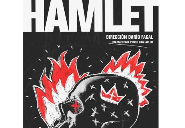 Hamlet con Irene Coloma y Patri Fuertes en La Noche de los Teatros 2018