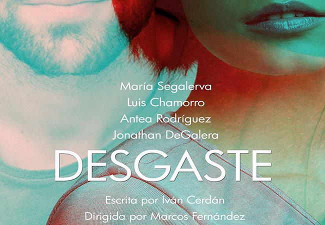 Maria Segalerva estrena «Desgaste»