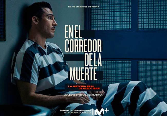 Nuestro actor Pedro Aijón participa en la nueva serie de Miguel Ángel Silvestre