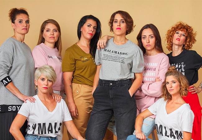 Nona Mateos realiza la campaña de «Soy Mala Madre»