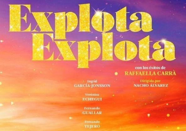 PATU FERNÁNDEZ y LOURDES ZAMALLOA participan en la nueva película «Explota Explota» dirigido por Nacho Álvarez