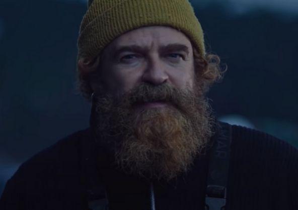 Patu Fernández en el nuevo anuncio de Pescanova