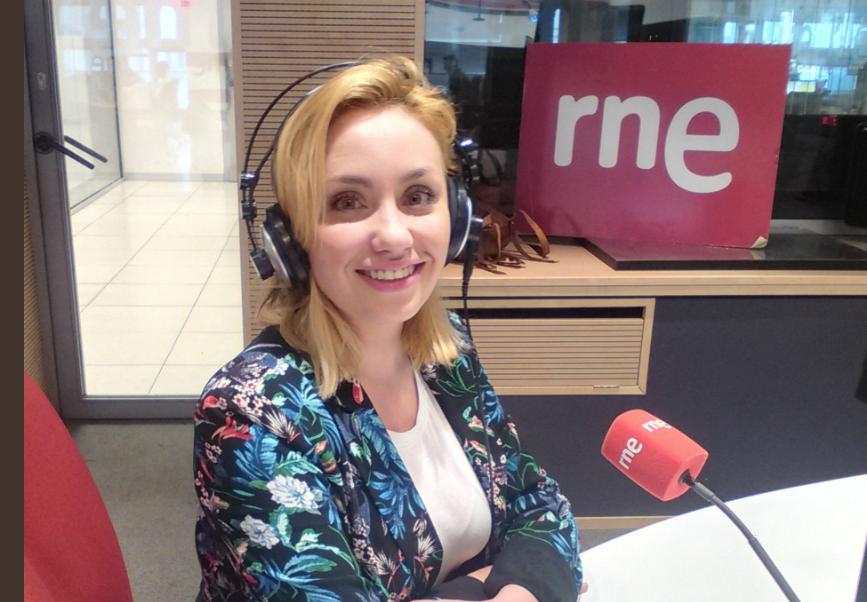 Anna Coll Miller en Artesfera (RNE)