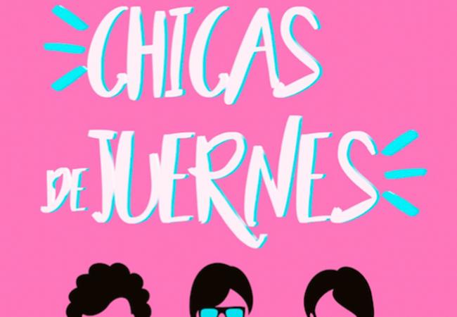 MERCEDES RUIZ EN «CHICAS DE JUERNES»