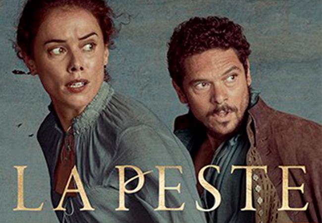CRISTINA ACOSTA en la nueva temporada de 'La Peste' en Movistar+