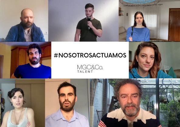 Aquí tienes todos los videos de nuestra campaña #nosotrosactuamos