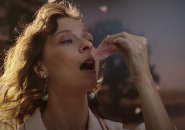 CRISTINA ACOSTA en el nuevo anuncio de Campofrío.
