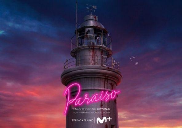 Juanjo Torres en la nueva serie de Movistar + «Paraíso»