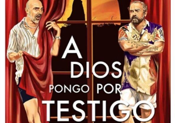 PATU FERNANDEZ EN EL PRE-ESTRENO DE SU NUEVA PELÍCULA «A DIOS PONGO POR TESTIGO»